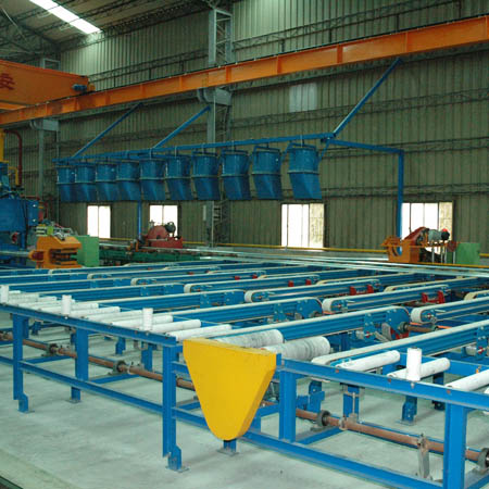 Automatikus Handling Systems - Belt Type